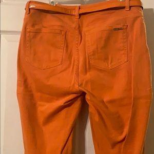 Michael kors Izzy Cropped Skinny Jeans